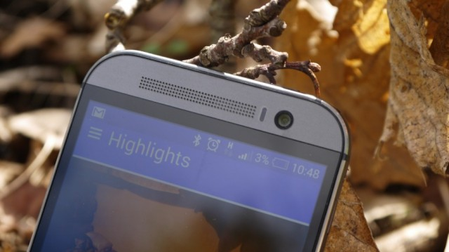 Дизайн HTC One M8