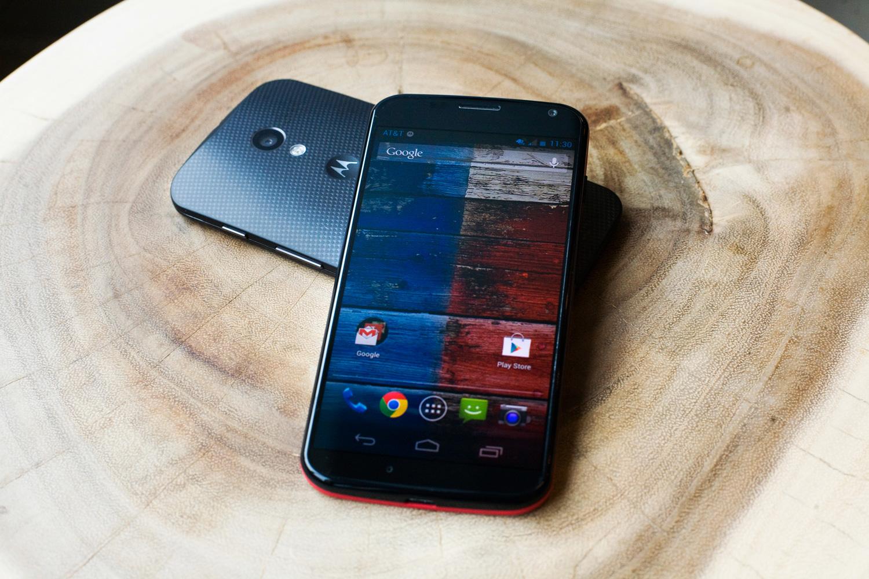 Motorola Moto X. Обзор