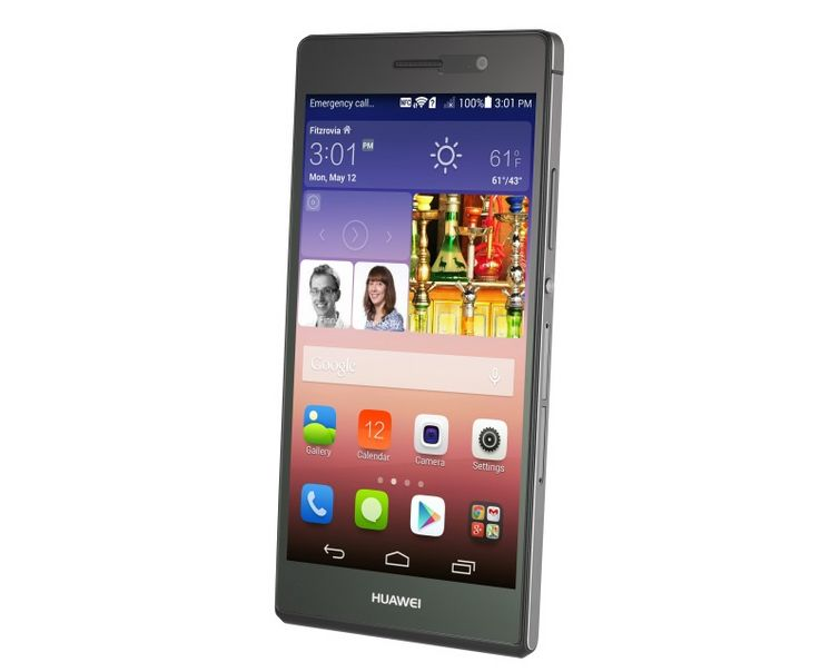 Huawei Ascend P7 Обзор
