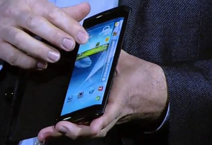 Дисплей Galaxy Note 4