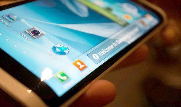 Изогнутый дисплей. Galaxy Note 4