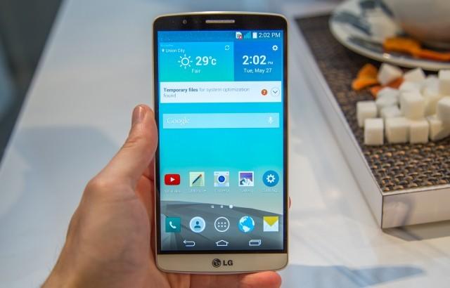 Взлом LG G3