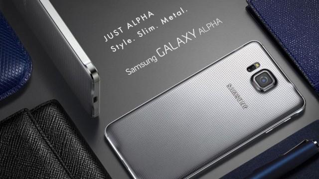 Дата выхода Samsung Galaxy Alpha подтверждена