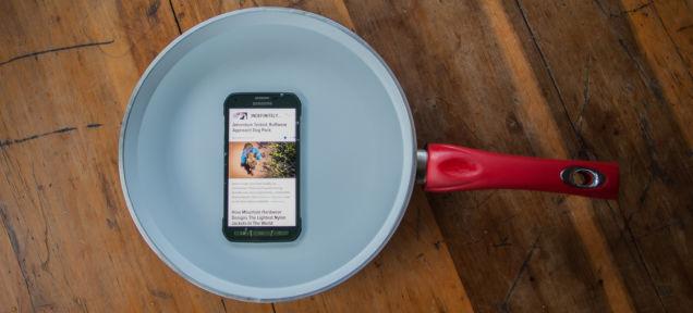 Дистанционное управление с Galaxy S5
