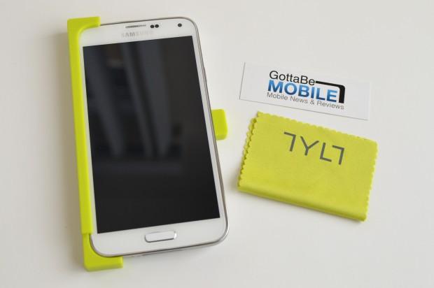 Комплект защиты для экрана Galaxy S5 TYLT ALIN 4-Pack