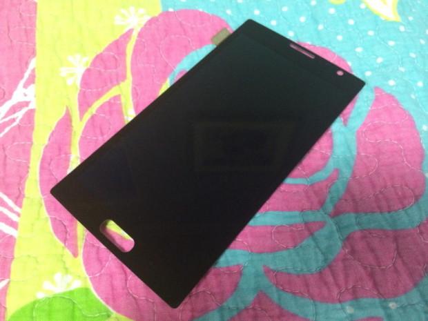 Лицевая панель Galaxy Note 4
