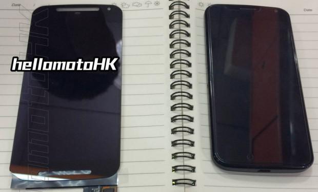 Новый Moto X + 1