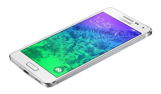 Новый Samsung Galaxy Alpha