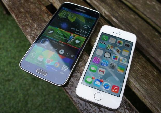 Обзор Apple iPhone 5S.01