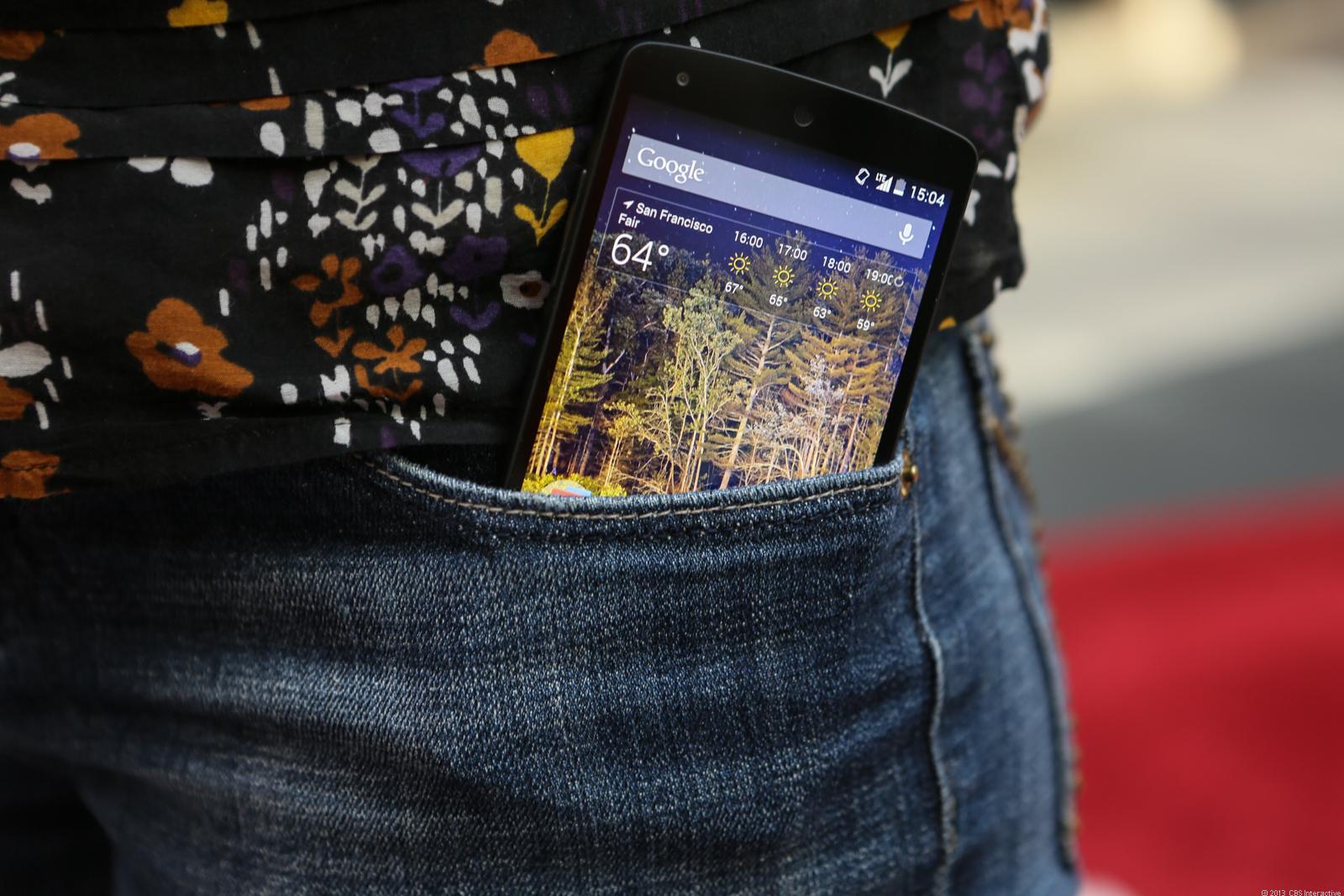 Обзор Google Nexus 5