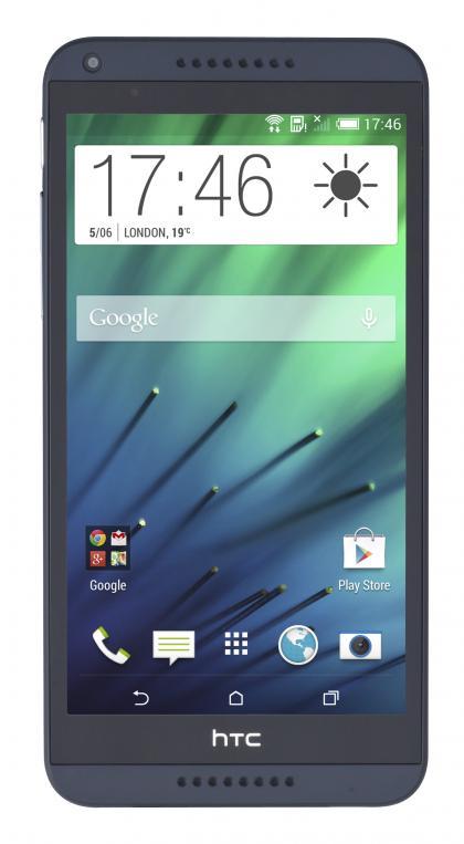 Обзор HTC Desire 816