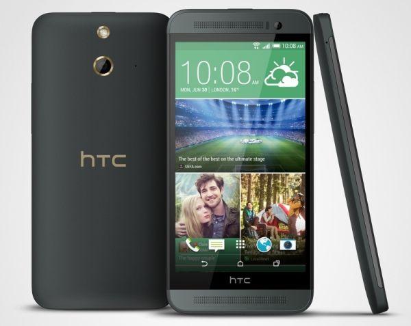 Пластиковый HTC One E8 в России