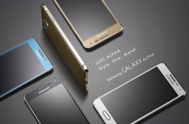 Релиз Samsung Galaxy Alpha