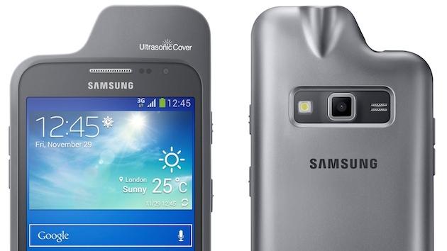 Ультразвуковой чехол Galaxy Core Advance