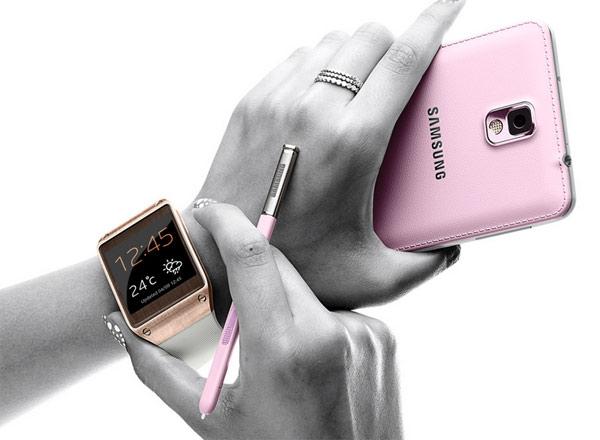Цвета Samsung Galaxy Note 3