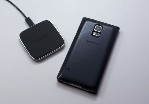 Чехол для Galaxy S5 с беспроводной зарядкой