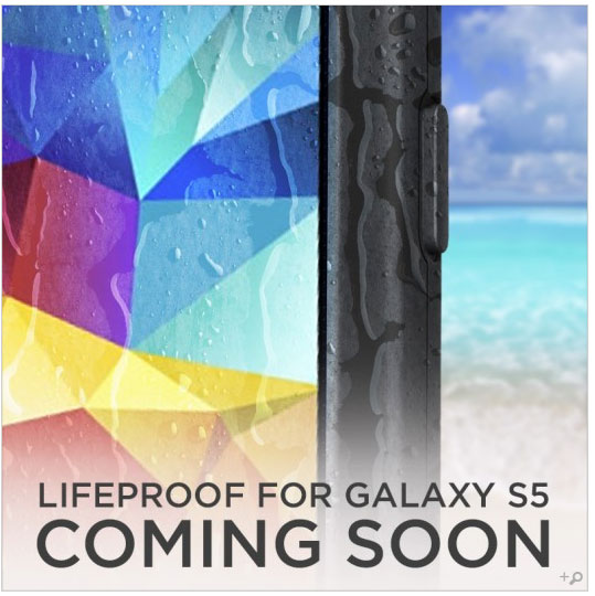Чехол для Samsung Galaxy S5 от Lifeproof