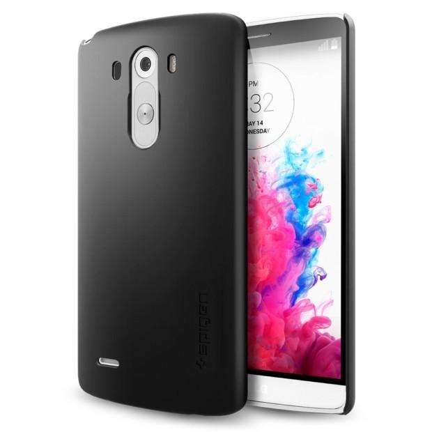 Чехол Spigen Ultra Fit для LG G3