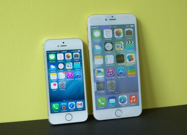 Айфон 5 и 6 фото