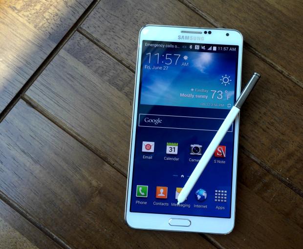Galaxy Note 3 и S-Pen