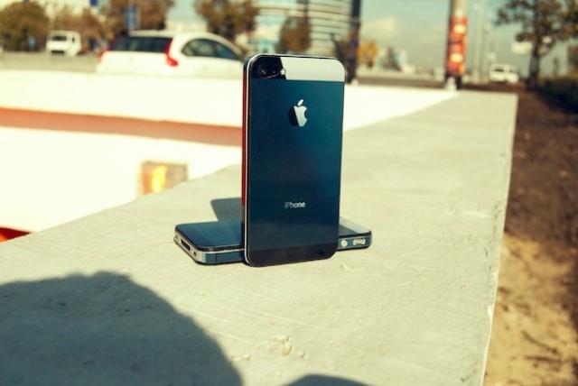 iPhone 4 и iPhone 5