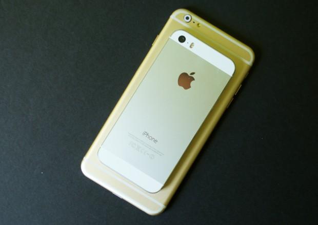 iPhone 6 и iPhone 5S