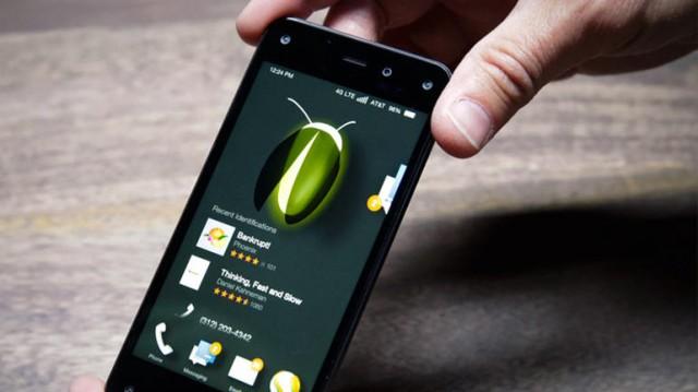 Обновление Amazon Fire Phone