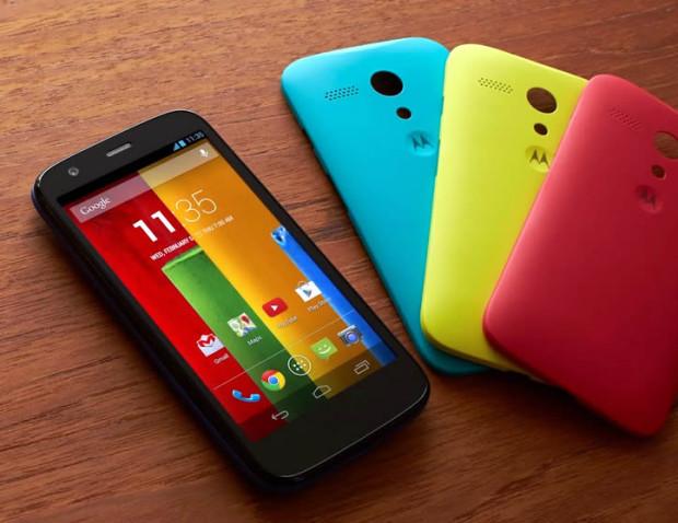 Motorola Moto X+1 и G2