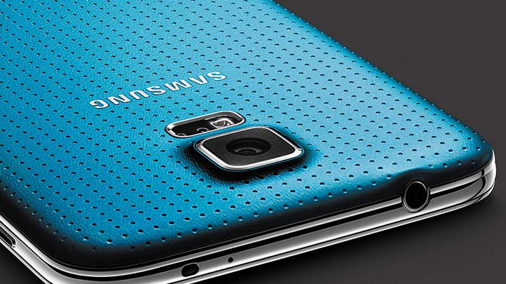 Камера Samsung Galaxy S5