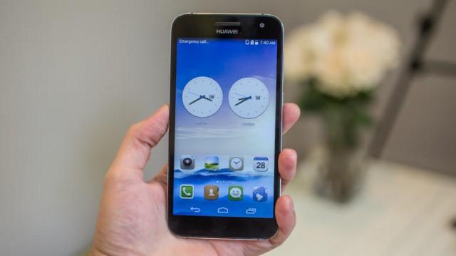 Смартфон Huawei Ascend G7 отзыв