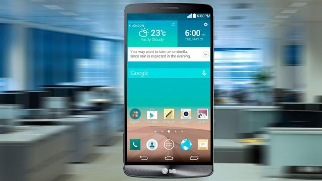 Смартфон LG G3 обзор