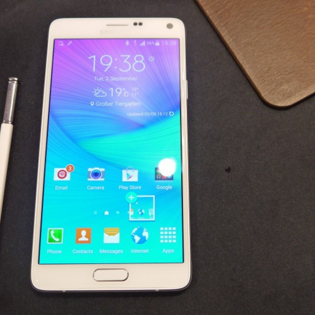 Фаблет Samsung Galaxy Note 4