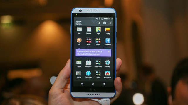HTC Desire 820 отзыв
