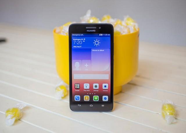 Huawei Ascend Y550 отзыв