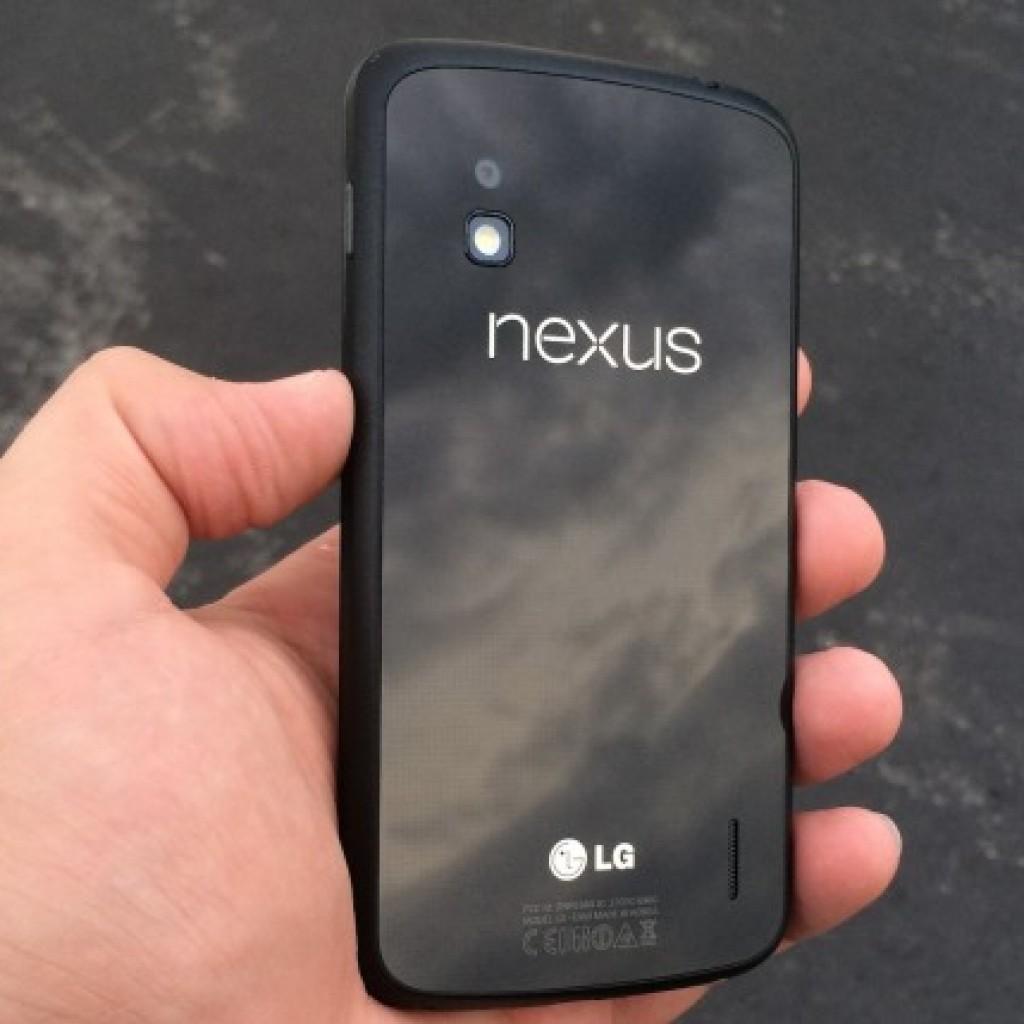 Обновление Android 4.4.3 на Nexus 4