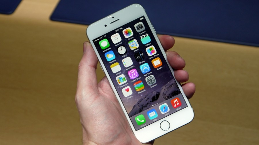 Новый iPhone 6 Plus