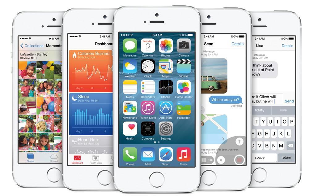 Проблемы iPhone 6 и iOS 8