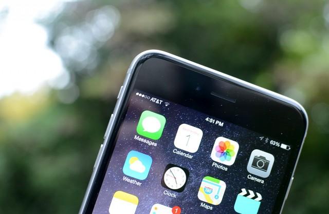 Проблемы iPhone 6