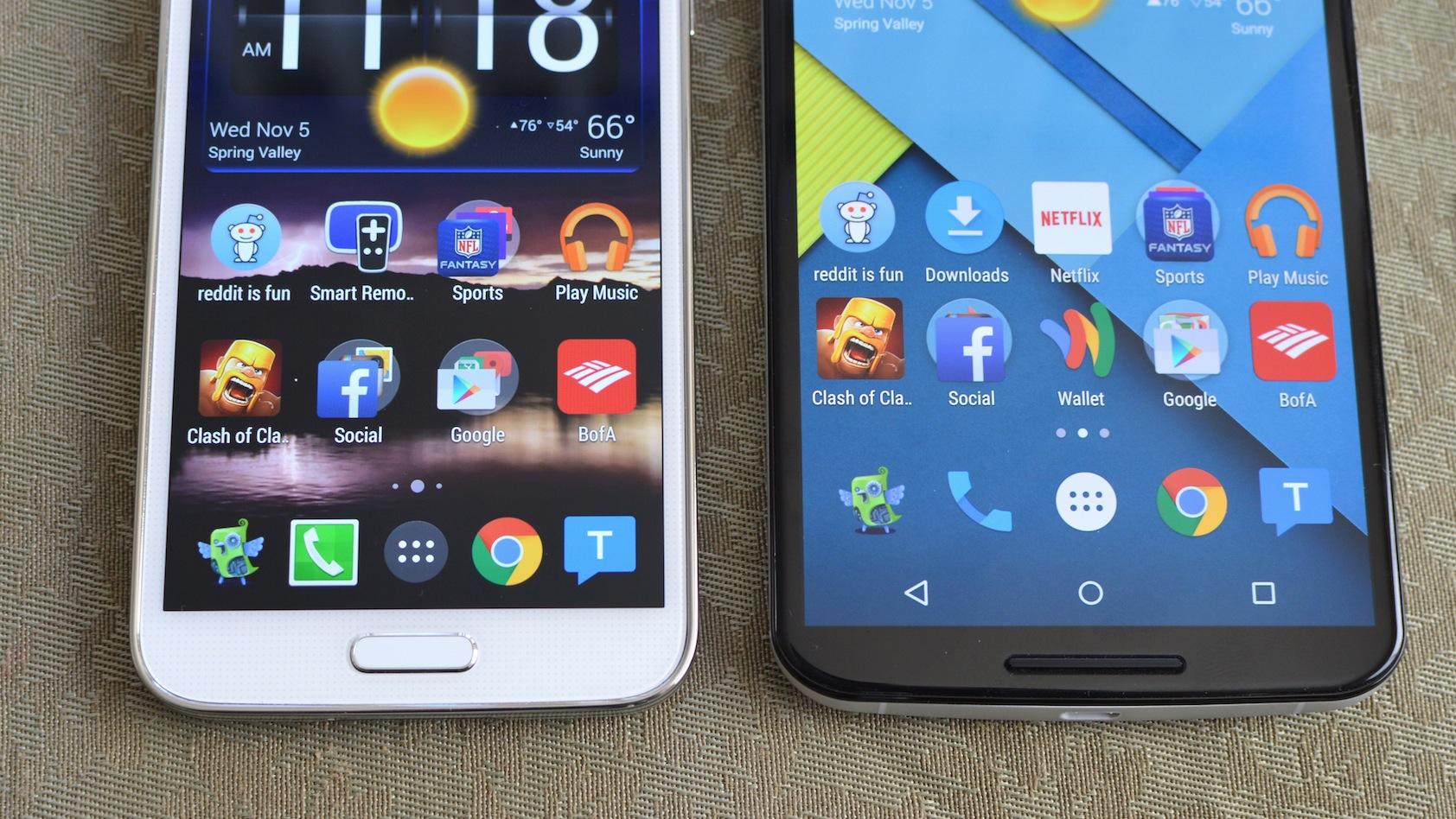 Андроид 4.4 и Андроид Lollipop.03