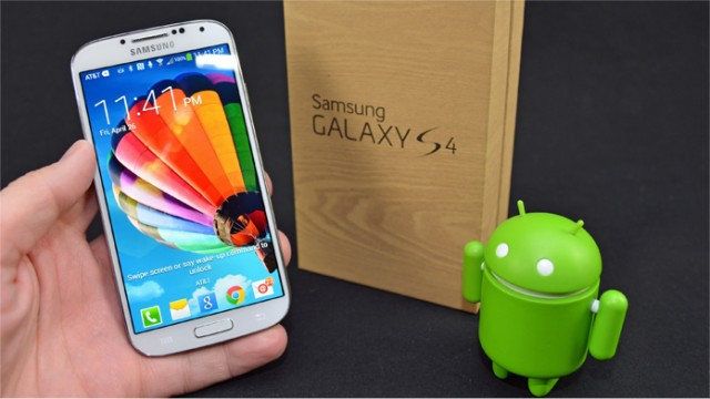 Выход Android Lollipop на Galaxy S4