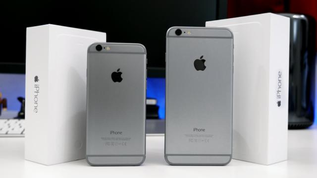 Купить iPhone 6 или iPhone 6 Plus
