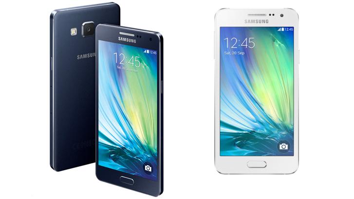 Galaxy A5 и Galaxy A3