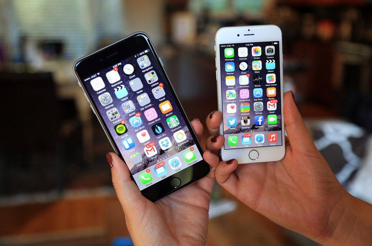 Apple iPhone 6 обзор