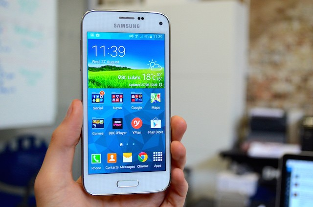 Samsung Galaxy S5 Mini Обзор