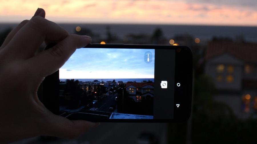 Камера Google Nexus 6