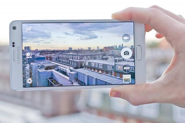 Новый Samsung Galaxy Note 4