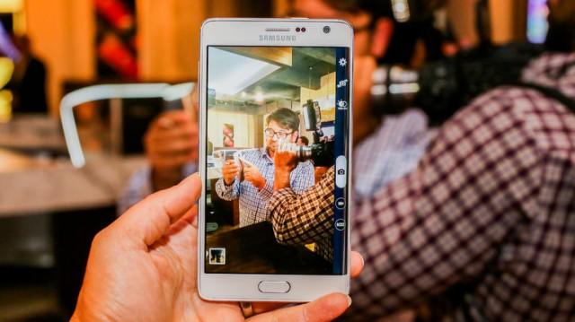 Обновление Android 5 для Galaxy