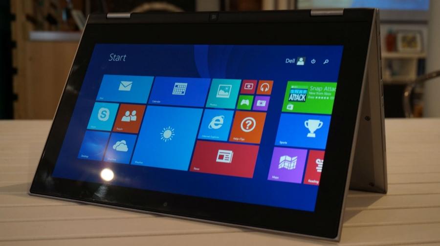 Планшет на Windows 8.1