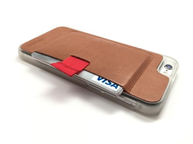 Чехол-бумажник Distil Union Wally для iPhone 6