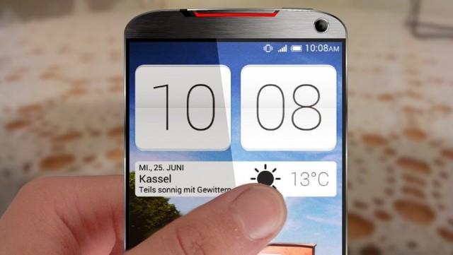 HTC Hima. HTC One M9